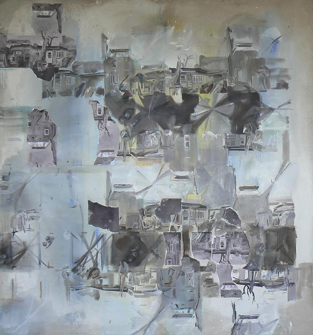 Jan Chlup, Painting, Memory Work II