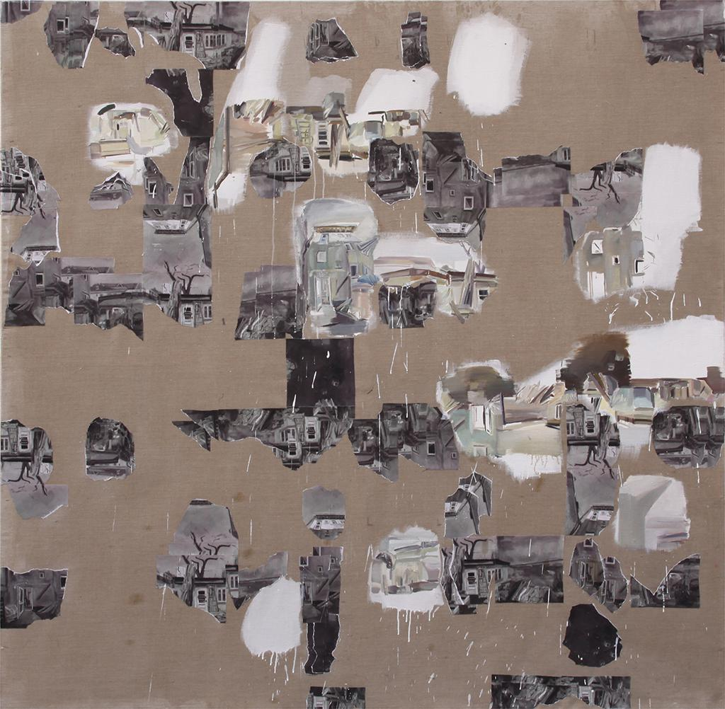 Jan Chlup, Painting, Memory Work III